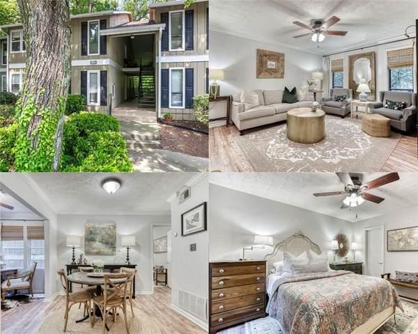 5155 Roswell Road #2, Atlanta, GA 30342 (MLS #6943653) :: Kennesaw Life Real Estate