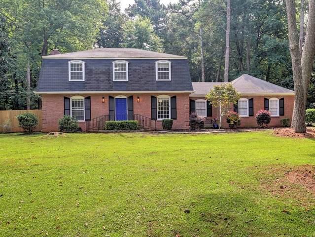 291 Dalrymple Road, Atlanta, GA 30328 (MLS #6943656) :: The Heyl Group at Keller Williams