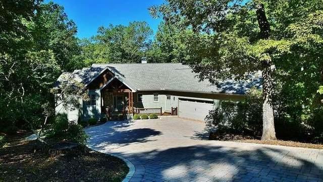 794 Woodland, Sautee Nacoochee, GA 30571 (MLS #6943663) :: Maximum One Partners