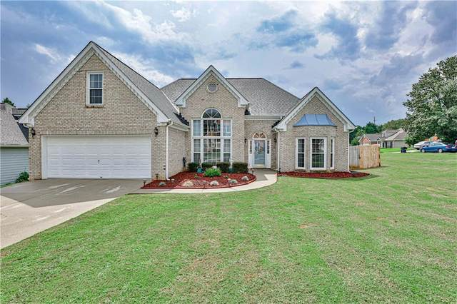 1315 Great Oaks Drive, Lawrenceville, GA 30045 (MLS #6943665) :: North Atlanta Home Team