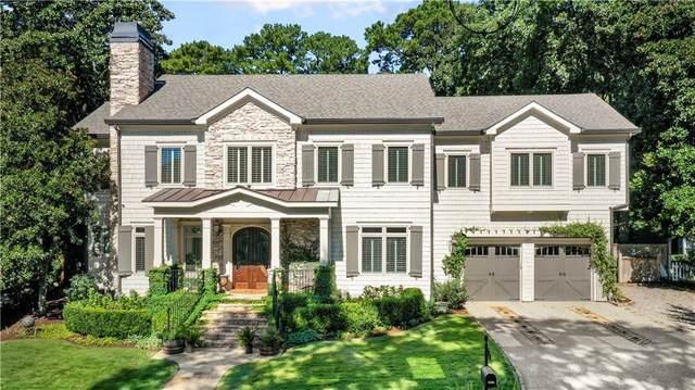 2884 Elliott Circle NE, Atlanta, GA 30305 (MLS #6943667) :: Virtual Properties Realty