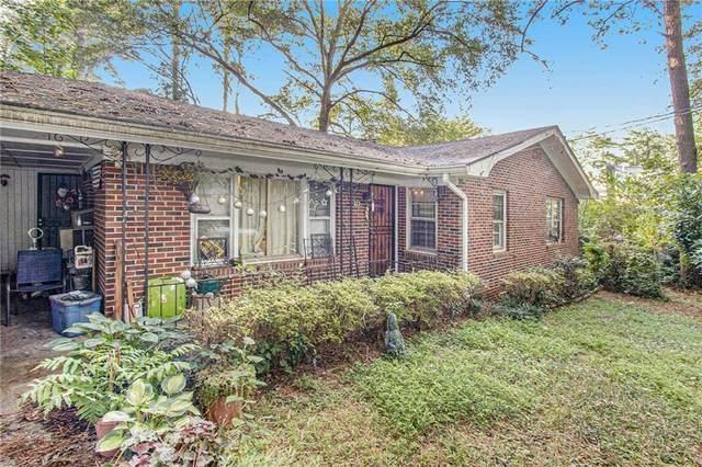 322 Northern Avenue, Avondale Estates, GA 30002 (MLS #6943675) :: Evolve Property Group