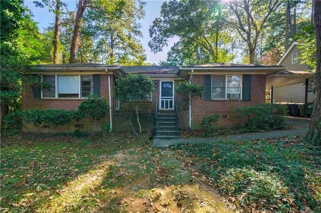 639 Burke Road NE, Atlanta, GA 30305 (MLS #6943676) :: Virtual Properties Realty