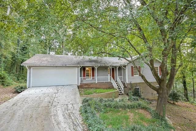 60 Lakeside Drive, Ellenwood, GA 30294 (MLS #6943678) :: North Atlanta Home Team