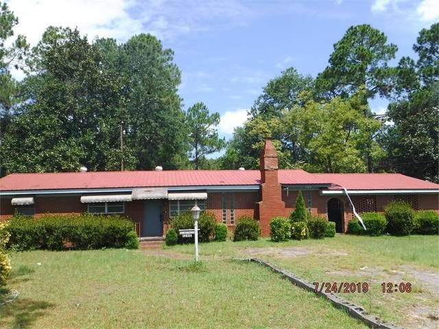 1248 Martin Luther King Jr Avenue, Eastman, GA 31023 (MLS #6943686) :: Good Living Real Estate