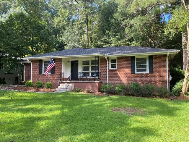 2346 Hunting Valley Drive, Decatur, GA 30033 (MLS #6943708) :: The Justin Landis Group