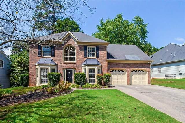 2605 Gabriel Court NW, Kennesaw, GA 30152 (MLS #6943720) :: North Atlanta Home Team