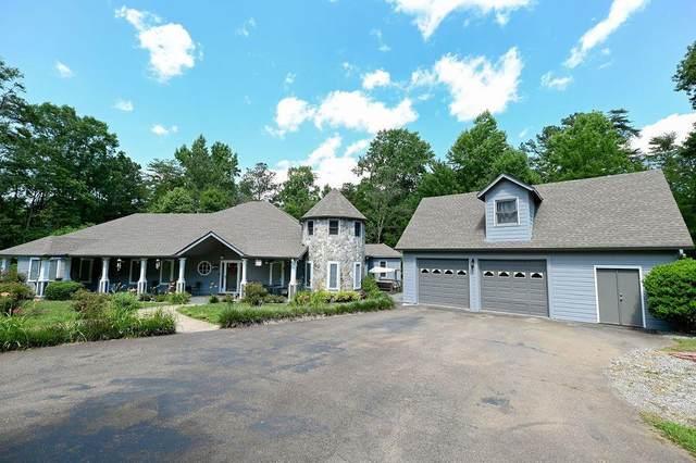 865 Cowart Mountain Road, Jasper, GA 30143 (MLS #6943753) :: Path & Post Real Estate