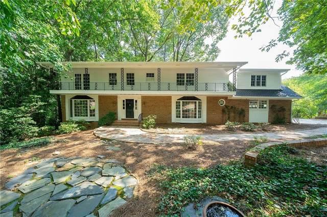 1321 Pebble Creek Road SE, Marietta, GA 30067 (MLS #6943759) :: North Atlanta Home Team
