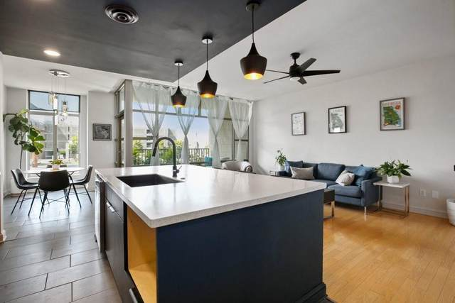 250 Park Avenue W #312, Atlanta, GA 30301 (MLS #6943795) :: AlpharettaZen Expert Home Advisors