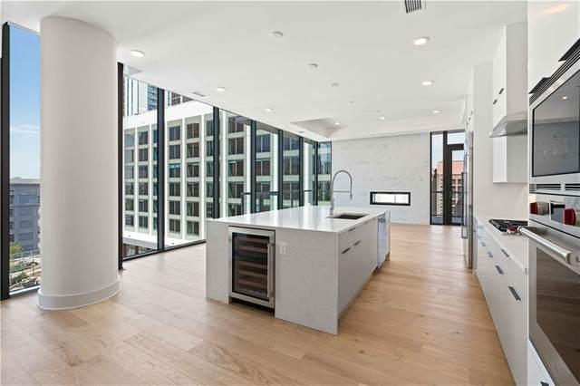 40 12th Street NW #1202, Atlanta, GA 30309 (MLS #6943802) :: Tonda Booker Real Estate Sales