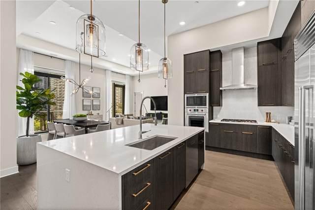 40 12th Street NW #1704, Atlanta, GA 30309 (MLS #6943808) :: The Kroupa Team | Berkshire Hathaway HomeServices Georgia Properties