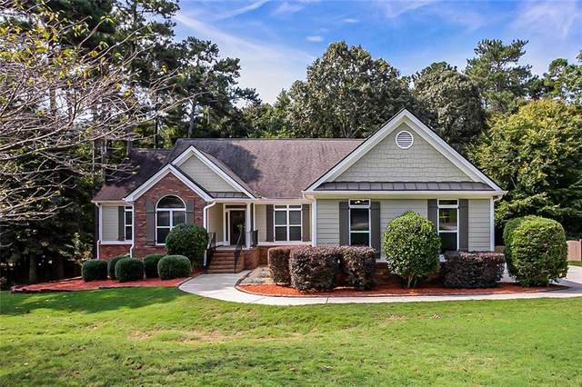 815 Caleb Drive, Winder, GA 30680 (MLS #6943814) :: North Atlanta Home Team