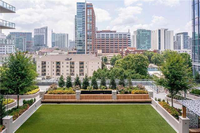 40 12th Street NW #1806, Atlanta, GA 30309 (MLS #6943818) :: Atlanta Communities Real Estate Brokerage