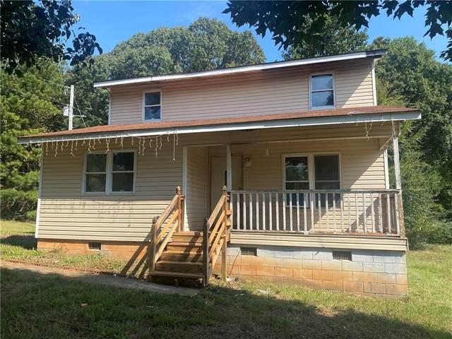 2335 Teamon Road, Griffin, GA 30223 (MLS #6943832) :: North Atlanta Home Team