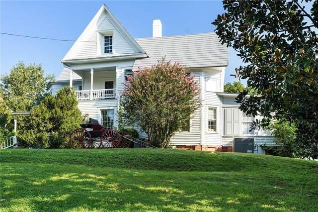 115 S Main Street, Adairsville, GA 30103 (MLS #6943855) :: The Atlanta Real Estate Group