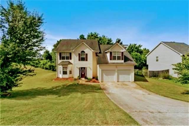 5318 Knights Landing, Ellenwood, GA 30294 (MLS #6943857) :: Atlanta Communities Real Estate Brokerage