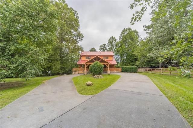 67 Riverwood Place, Ellijay, GA 30536 (MLS #6943881) :: Evolve Property Group