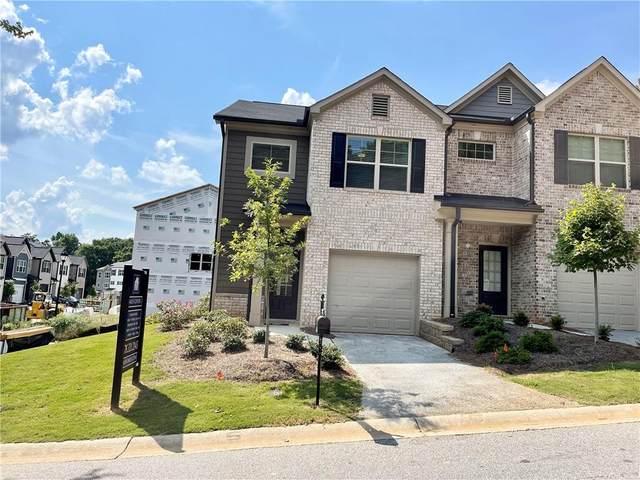 2911 Ridgeview Drive #129, Atlanta, GA 30331 (MLS #6943922) :: North Atlanta Home Team