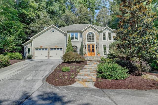 5931 Wilbanks Drive, Peachtree Corners, GA 30092 (MLS #6943927) :: North Atlanta Home Team