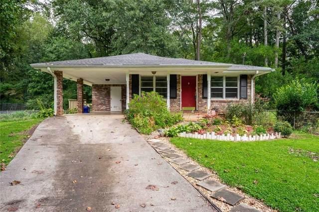 3818 Gloucester Drive, Tucker, GA 30084 (MLS #6943931) :: North Atlanta Home Team