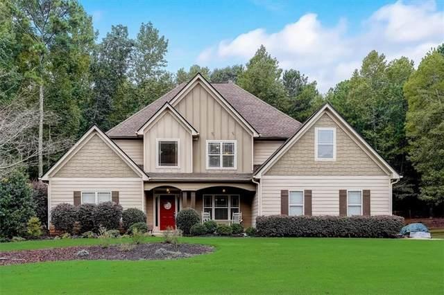 268 Martins Pond Road, Newnan, GA 30263 (MLS #6943957) :: Maximum One Partners