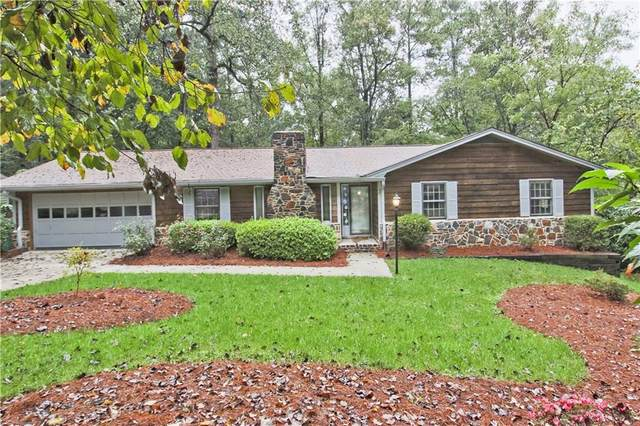 4727 Alpine Drive SW, Lilburn, GA 30047 (MLS #6943970) :: North Atlanta Home Team