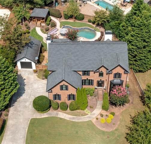 217 White Oak Drive, Canton, GA 30114 (MLS #6943974) :: North Atlanta Home Team