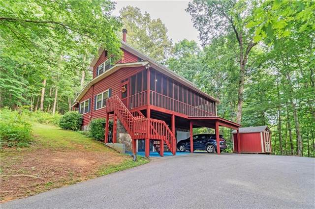 136 Fox Run Drive, Blue Ridge, GA 30513 (MLS #6943988) :: North Atlanta Home Team