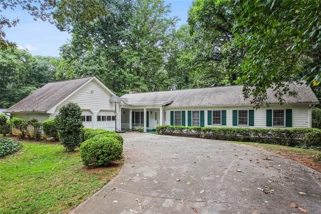 234 Devonwood Drive, Sandy Springs, GA 30328 (MLS #6943995) :: Evolve Property Group