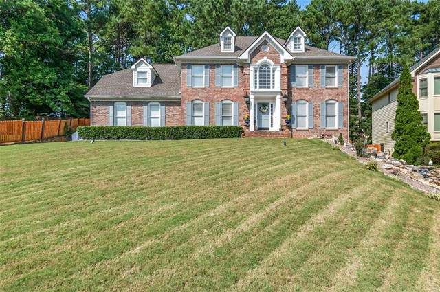 4388 Mikandy Drive NW, Kennesaw, GA 30144 (MLS #6944042) :: The Realty Queen & Team