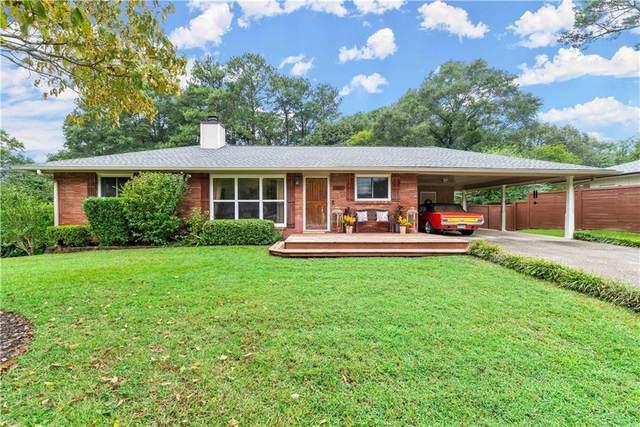 2417 Elmwood Circle SE, Atlanta, GA 30339 (MLS #6944046) :: RE/MAX Prestige