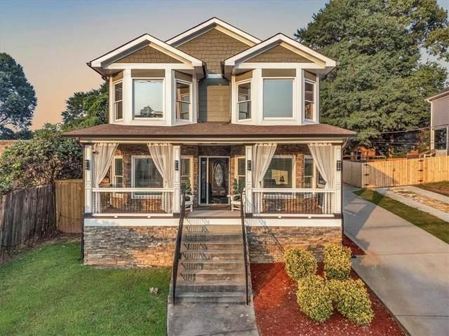 270 Milton Ave. SE, Atlanta, GA 30315 (MLS #6944049) :: Evolve Property Group