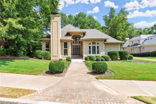 3169 Saint Ives Country Club Parkway, Johns Creek, GA 30097 (MLS #6944069) :: RE/MAX Prestige
