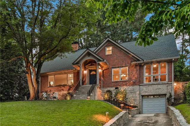 1336 Pasadena Avenue NE, Atlanta, GA 30306 (MLS #6944076) :: Dillard and Company Realty Group