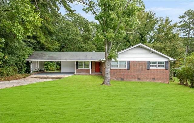 6663 Marlin Drive, Austell, GA 30168 (MLS #6944084) :: Path & Post Real Estate