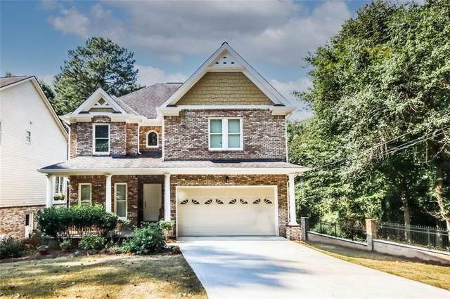 2242 Carson Valley Drive, Tucker, GA 30084 (MLS #6944088) :: North Atlanta Home Team