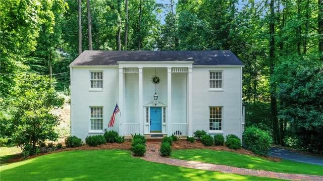 658 Edinboro Road NW, Atlanta, GA 30327 (MLS #6944090) :: North Atlanta Home Team