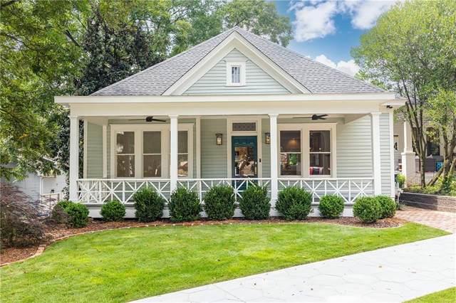 1005 Albion Avenue NE, Atlanta, GA 30307 (MLS #6944132) :: Path & Post Real Estate