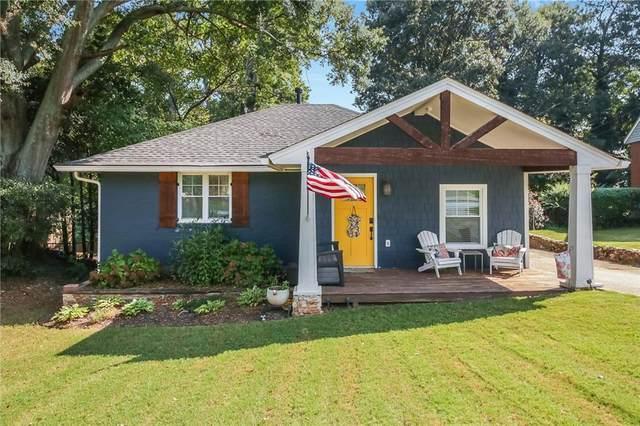 885 Wayland Court SE, Smyrna, GA 30080 (MLS #6944142) :: North Atlanta Home Team