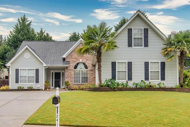 2412 Heatherton Court, Dacula, GA 30019 (MLS #6944157) :: North Atlanta Home Team