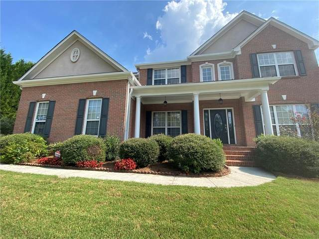 1909 Enfield Court, Conyers, GA 30013 (MLS #6944177) :: The Cole Realty Group