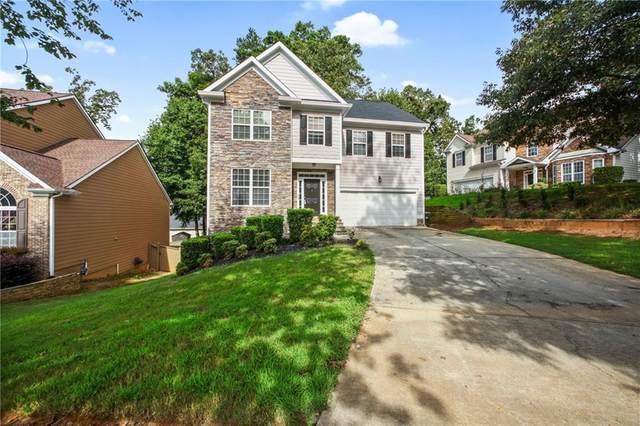 3128 Forest Grove Trail NW, Acworth, GA 30101 (MLS #6944180) :: North Atlanta Home Team