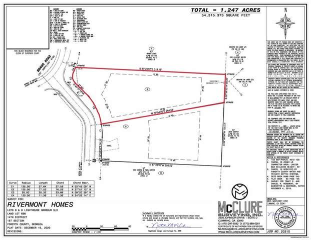 6805 Nantucket Cove, Cumming, GA 30041 (MLS #6944193) :: RE/MAX Prestige