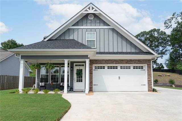 1727 Sawgrass Cove Cove, Gainesville, GA 30501 (MLS #6944194) :: The Hinsons - Mike Hinson & Harriet Hinson