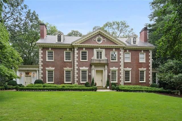 1609 #B S Ponce De Leon Avenue NE, Atlanta, GA 30307 (MLS #6944197) :: Kennesaw Life Real Estate