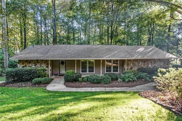 1457 Sumter Drive SW, Marietta, GA 30064 (MLS #6944203) :: North Atlanta Home Team