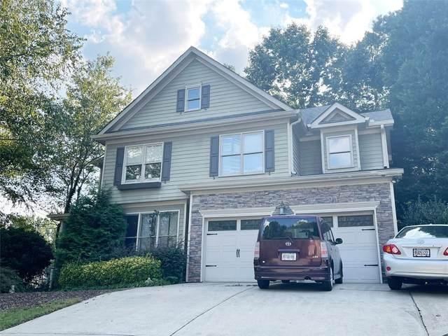 4934 Day Lily Way NW, Acworth, GA 30102 (MLS #6944205) :: North Atlanta Home Team