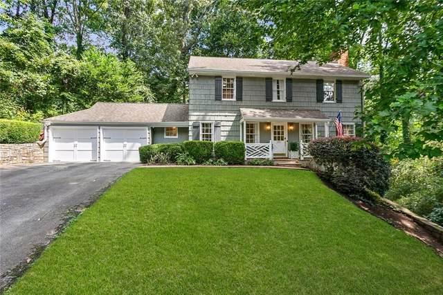 4665 Bryn Mawr Circle NW, Atlanta, GA 30327 (MLS #6944235) :: Atlanta Communities Real Estate Brokerage