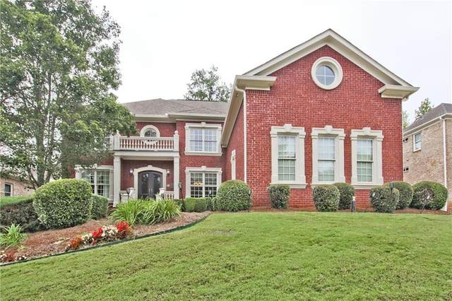 4544 Mossey Drive, Lithonia, GA 30038 (MLS #6944251) :: The Realty Queen & Team